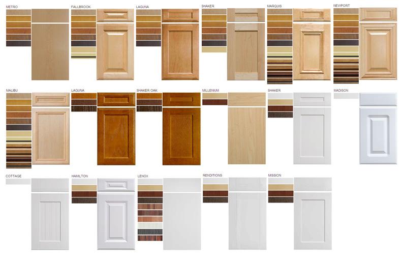 Semi Custom Cabinets