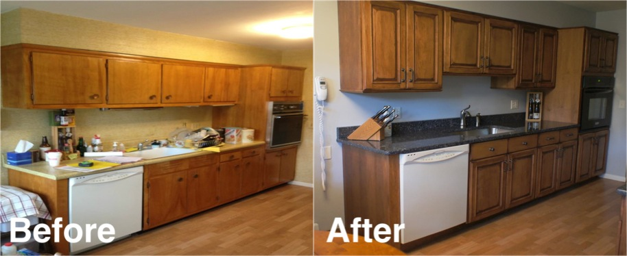 how to reface kitchen cabinets yourself be a wise saver do it yourself cabinet refacing 17287