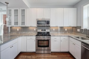 Kitchen Cabinets White